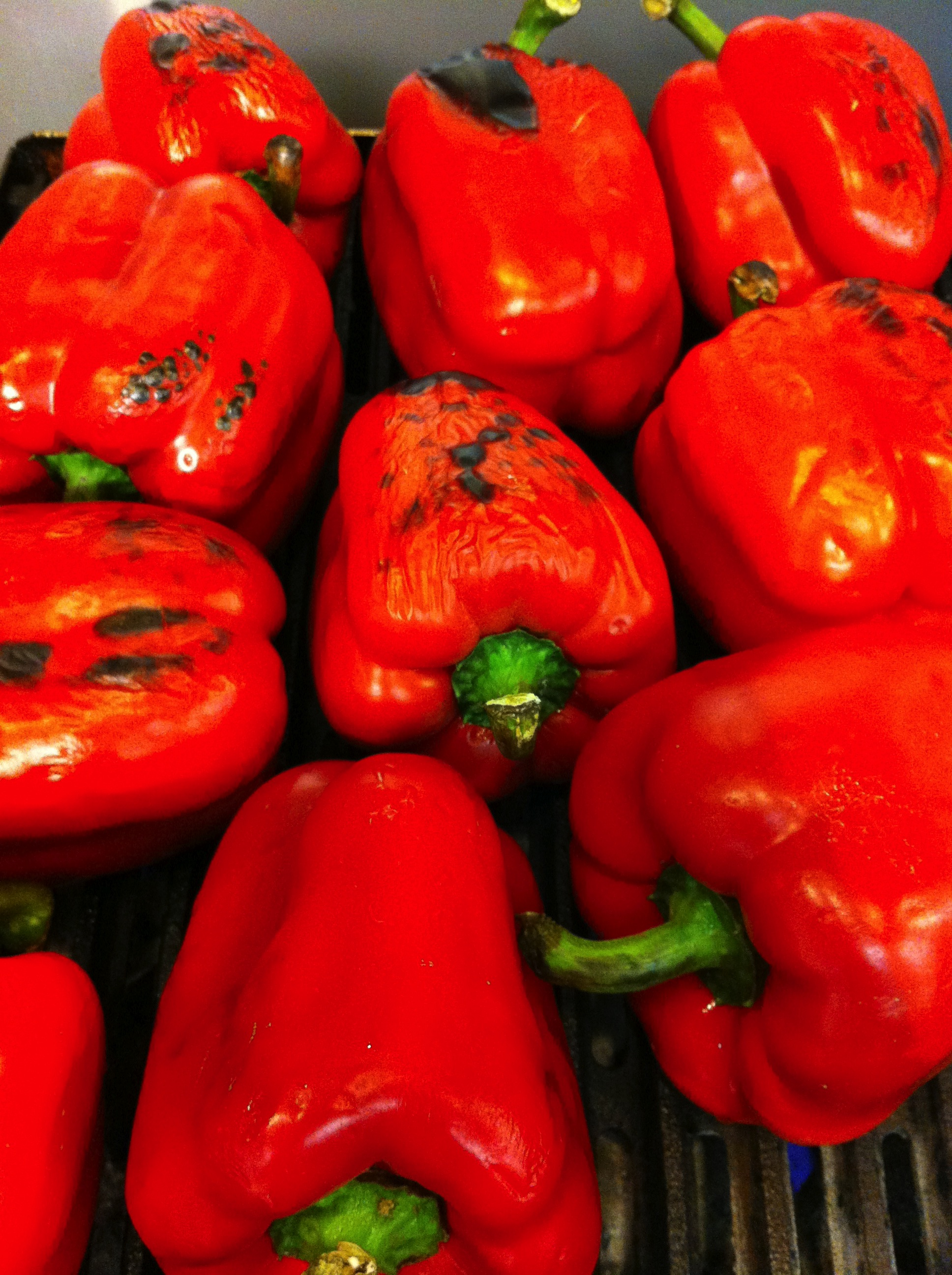 Our Fire Roasted Red Peppers