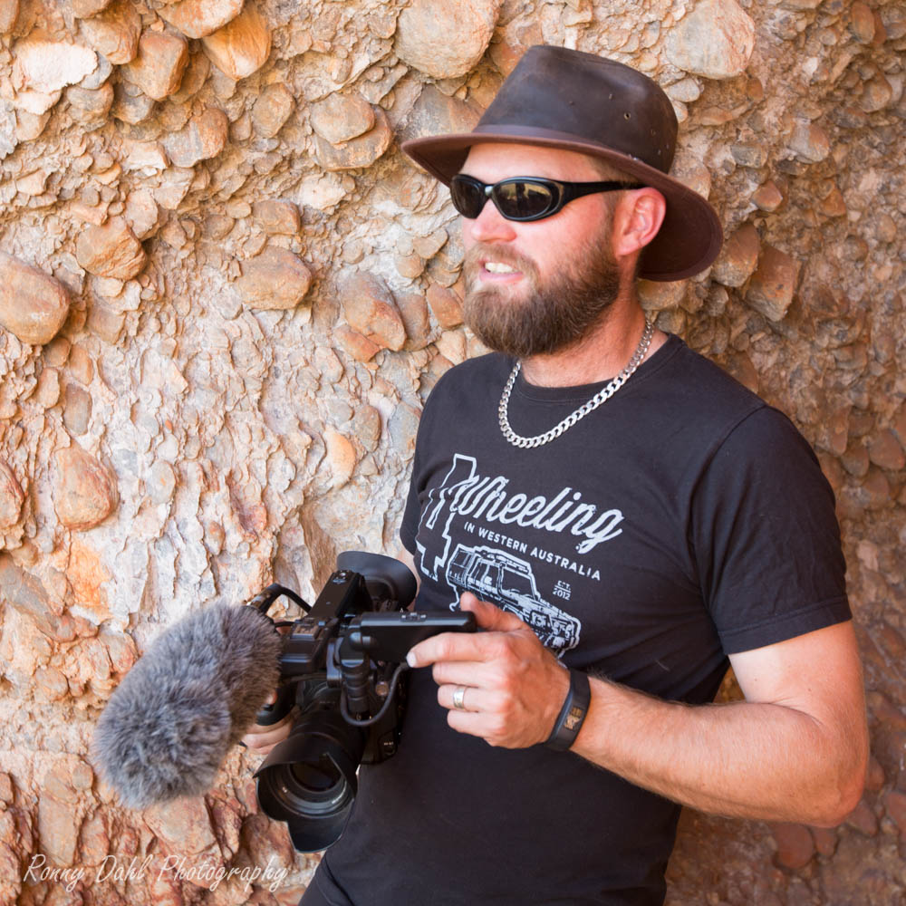 August 2018 |  Ronny Dahl   Ronny and his dad Brian (not pictured) own and operate  4Wheeling in Western Australia . Their website and  YouTube series  offer a plethora of useful how-to and adventure videos that are thoroughly engaging their growing audience. Ronny's about as real as it gets. Learn more about  Ronny .