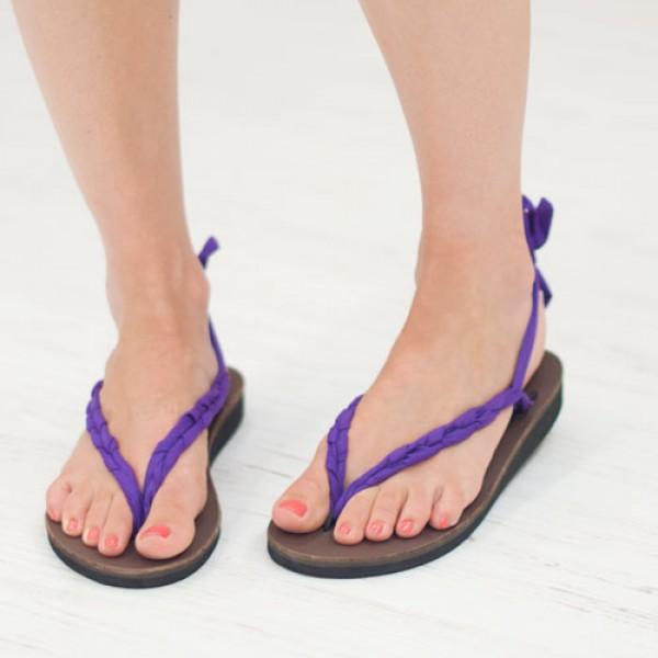 Sandals from Sseko Designs