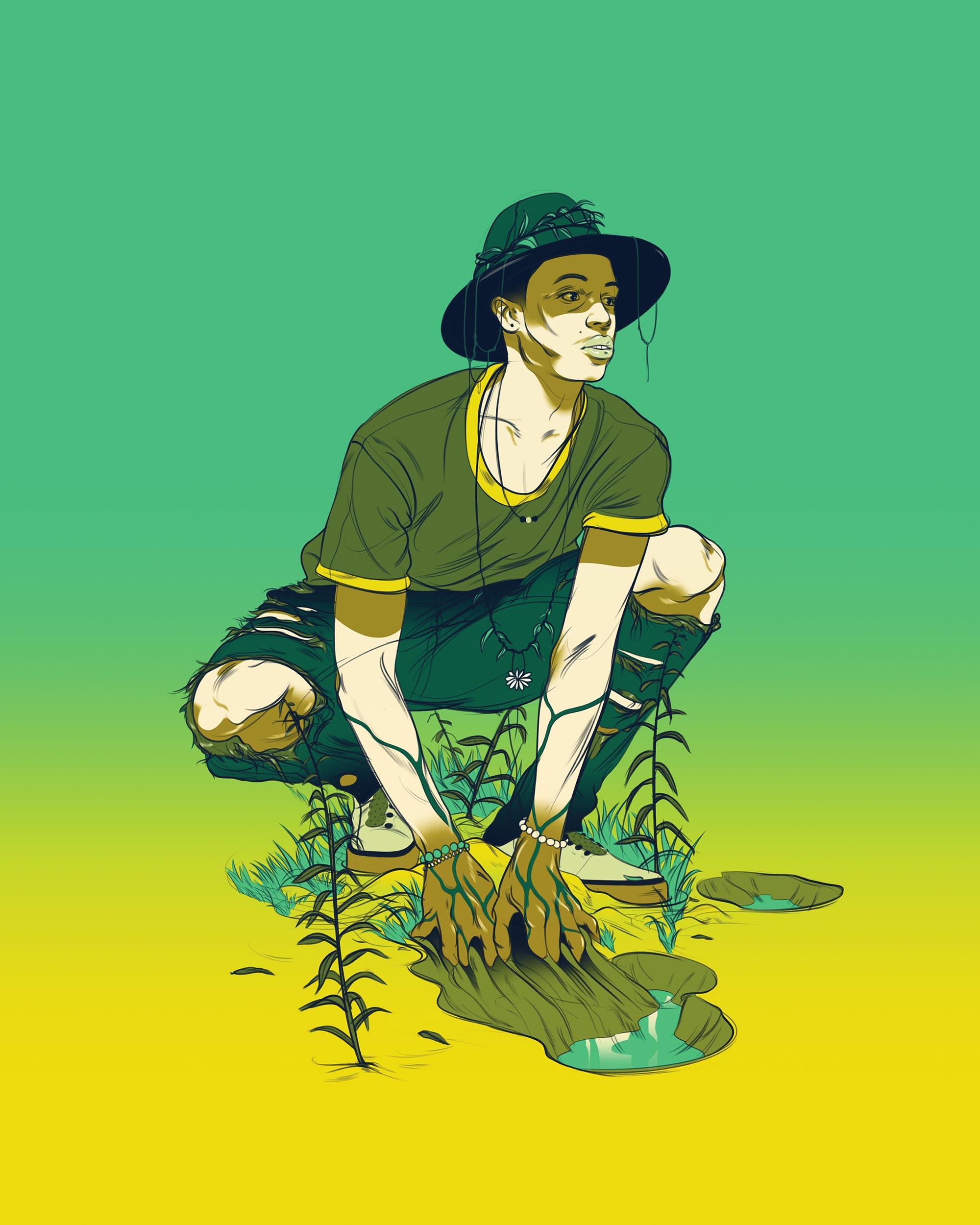 Seeker — Album Cover