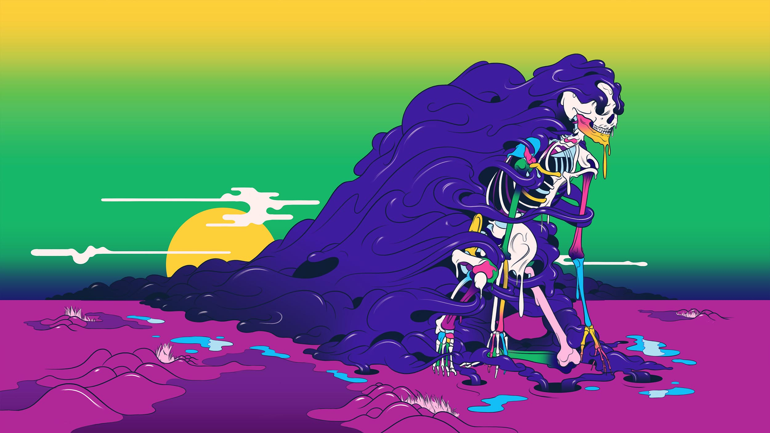 Zeds Dead — Animated Music Video