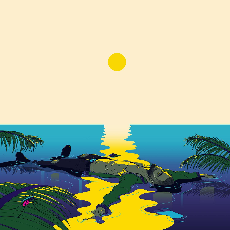 River City — Album Cover