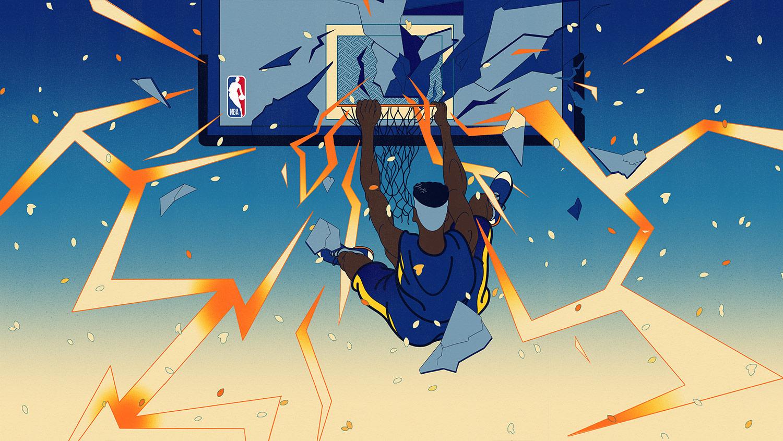 NBA — Asia TVC Animation