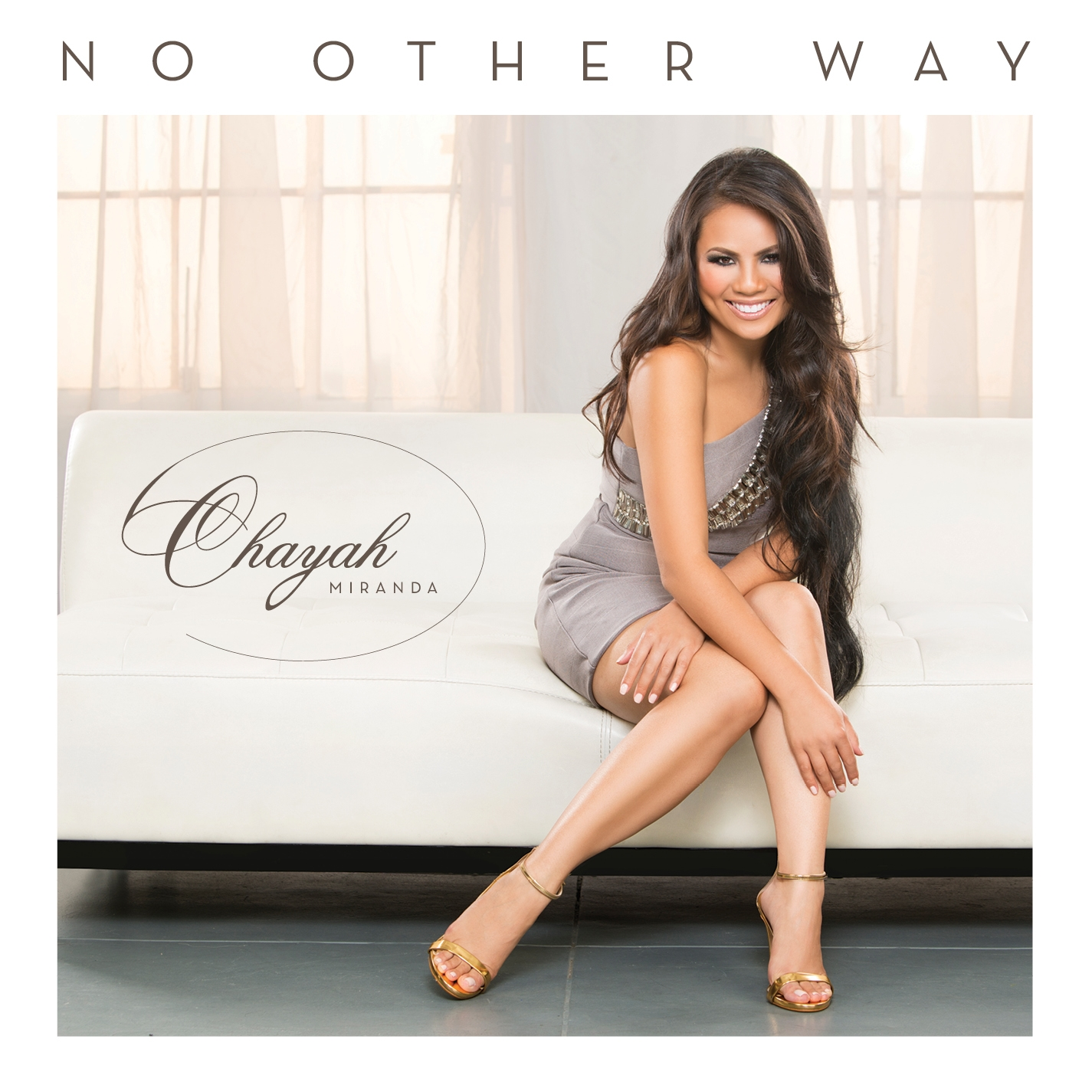"Debut Album ""No Other Way"" Available Now!"