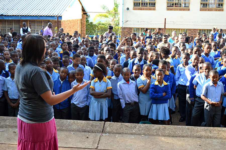 Speaking to children about how God can heal their hearts