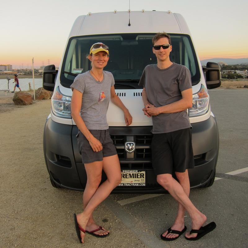 It's a Van! — 12foot4