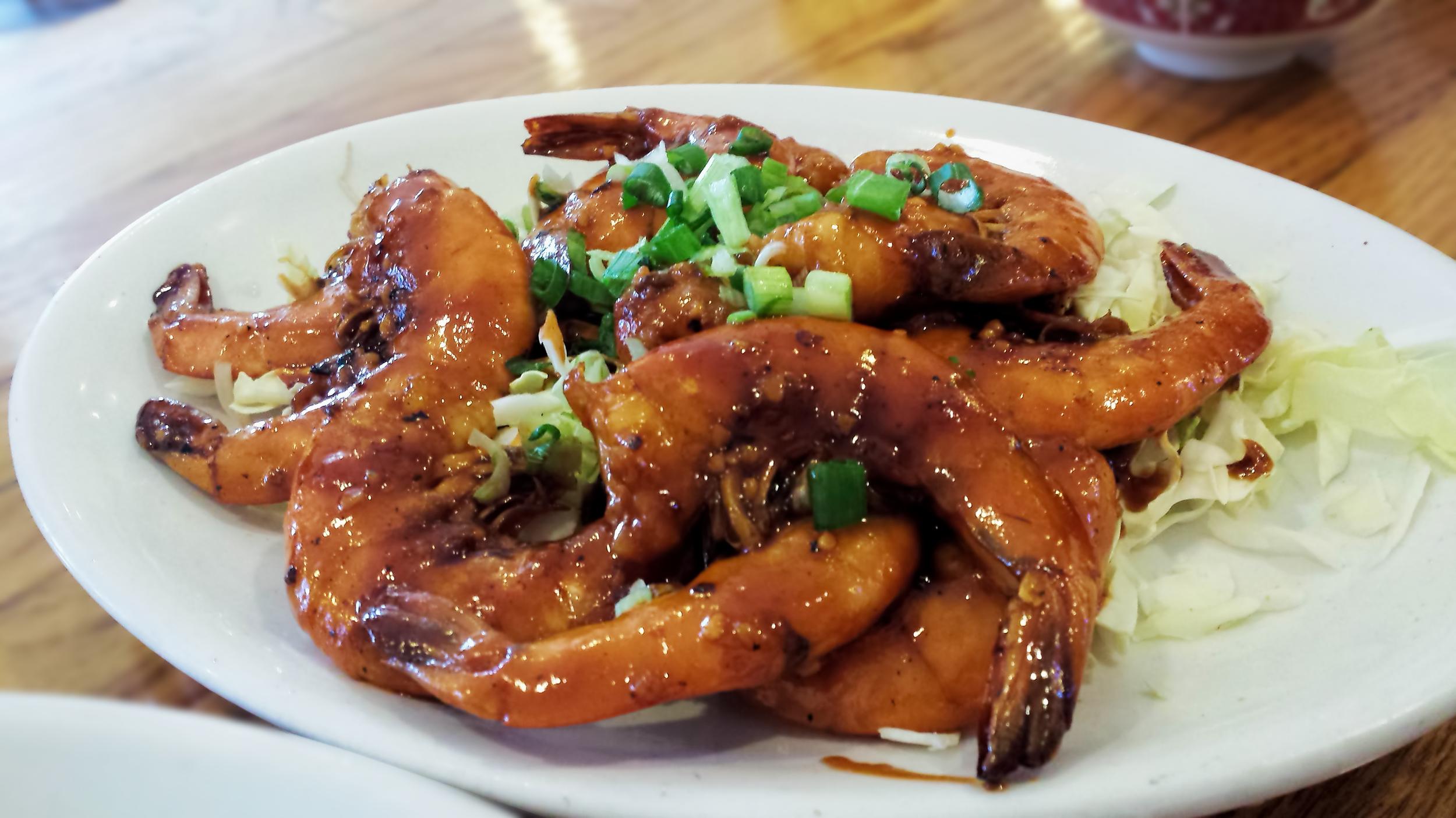 Chinese Tomato Shrimp
