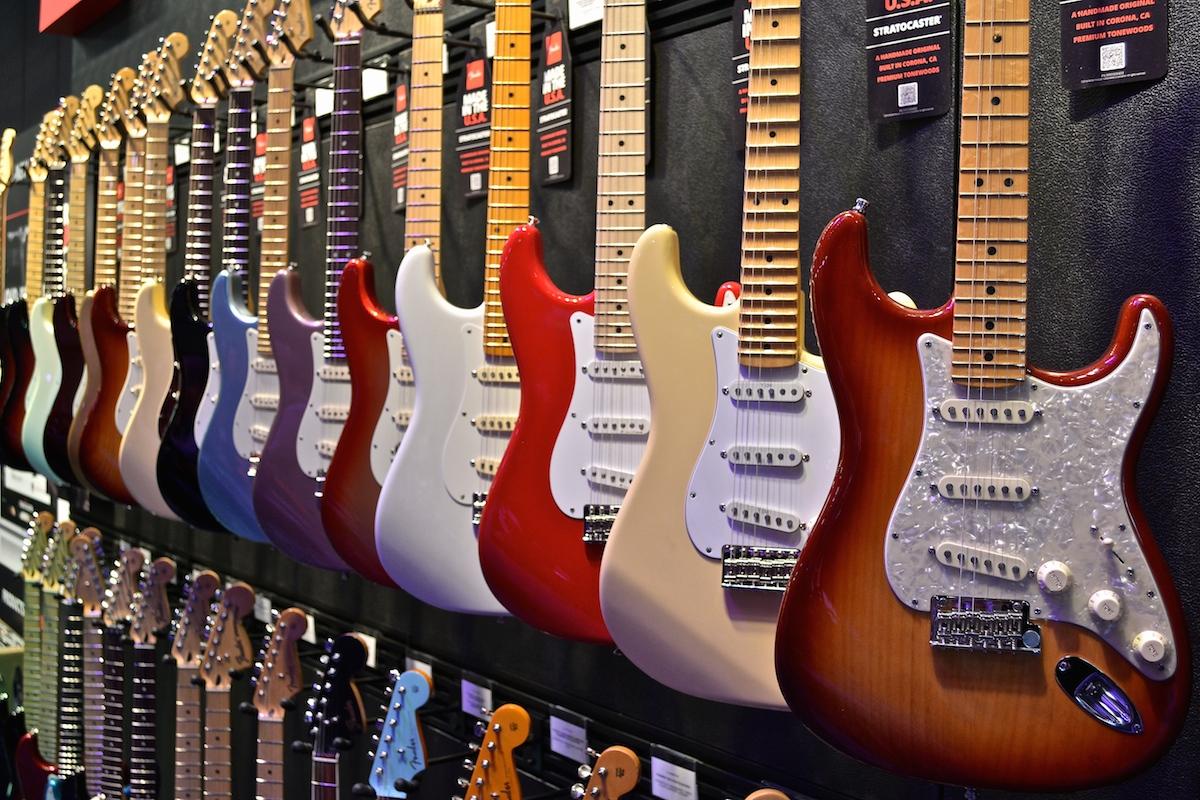 Fender, NAMM 2015. ©WoTR Radio