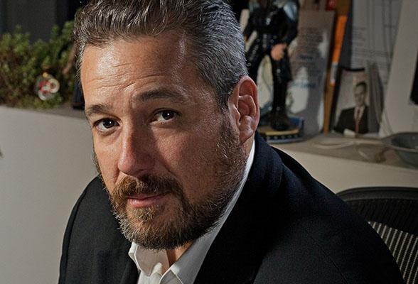 Tony Ortega. Photo by Bill Wadman. Source: www.billwadman.com