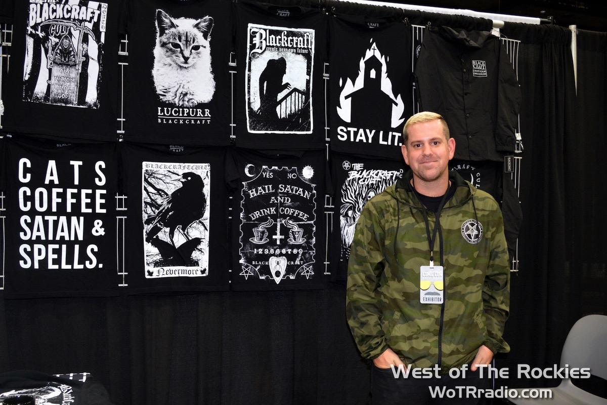Blackcraft Cult Booth