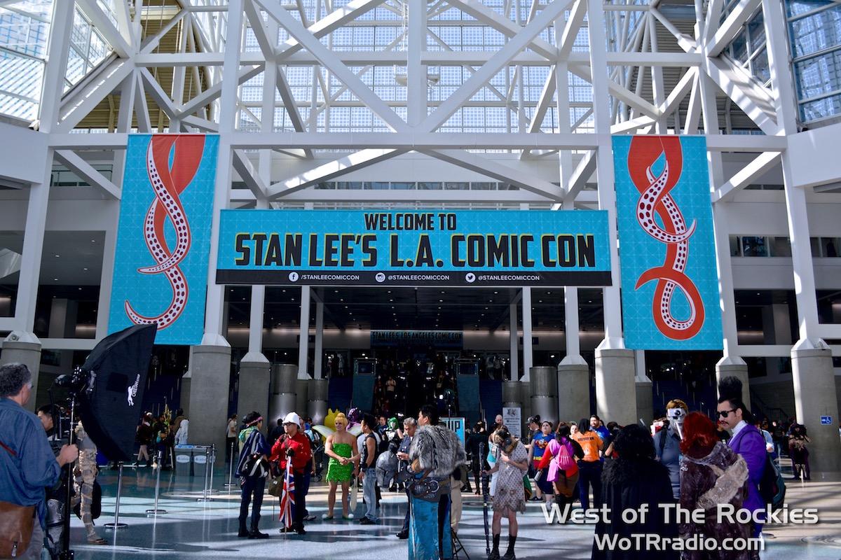 Stan Lee's Los Angeles Comic Con 2017