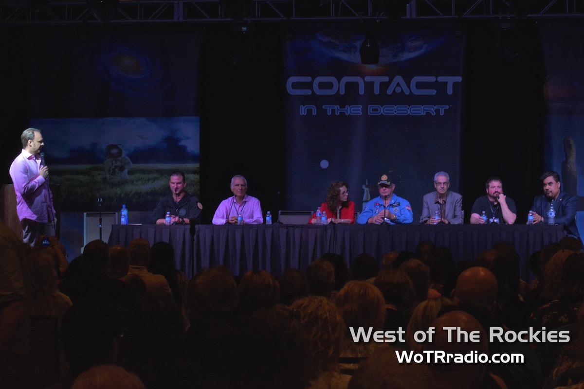 Secret Space Program Panel