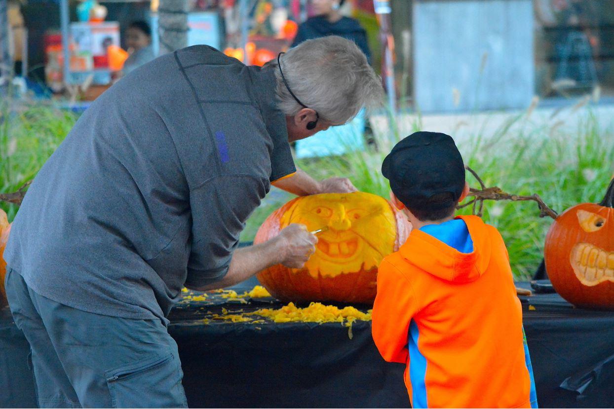 Professional Pumpkin Carver Washington DC