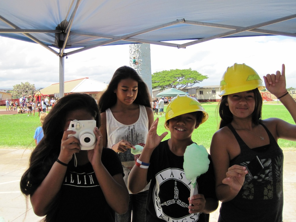 Looks like the Polaroid camera is on us now!