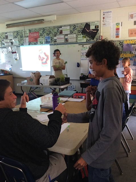 Waimea Middle School 7th Grade Science Classroom Wildfire Lessons_11_19_15_7_Getting to know the native plants.jpg
