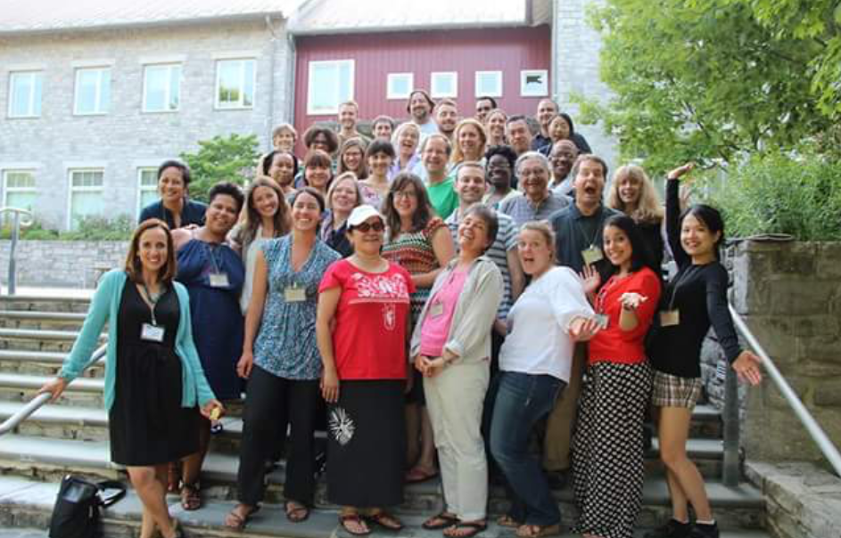 2014 Community Climate Change Fellows.