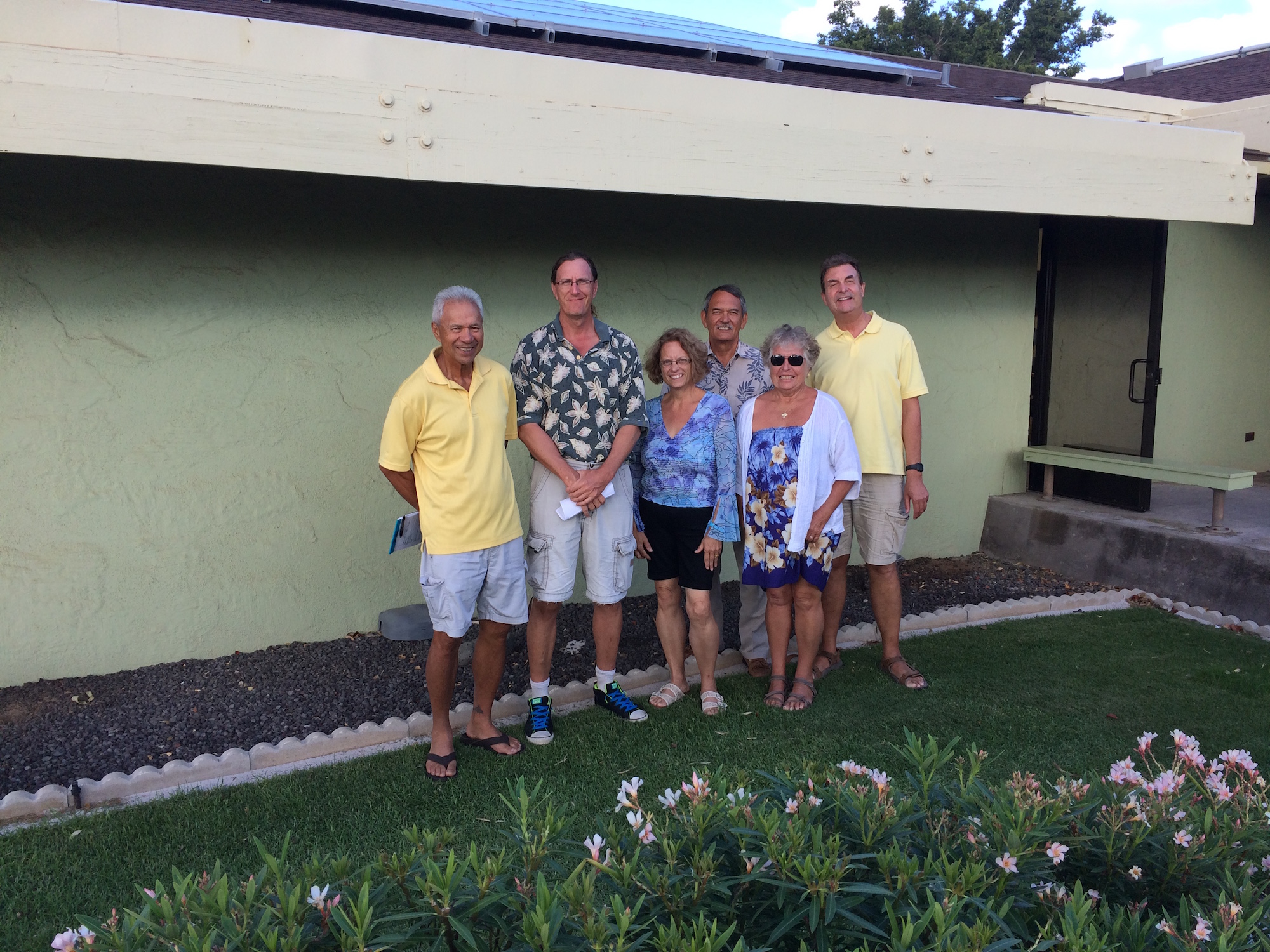 Waikoloa Fire Management Committee