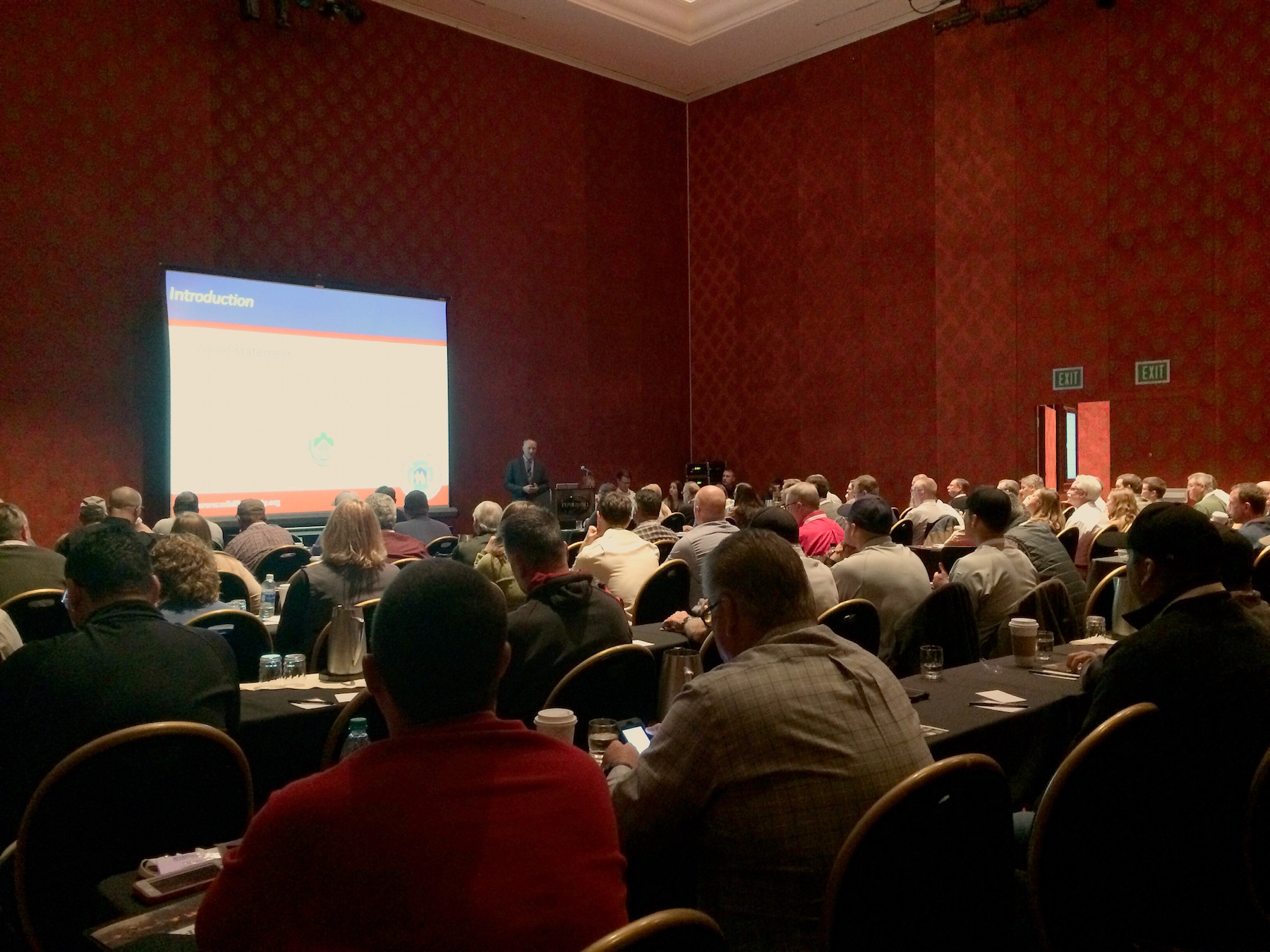 Conference talks ranged from a variety of topics - there was something for everyone this year.