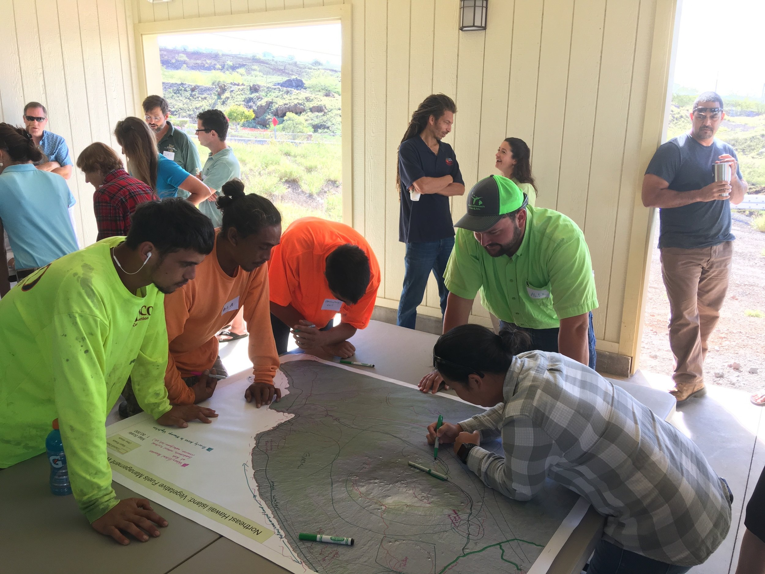 Hawaii Island Kailapa Vegetative Fuels Management Collaborative Action Planning Workshop_2_26_2019_27.jpg
