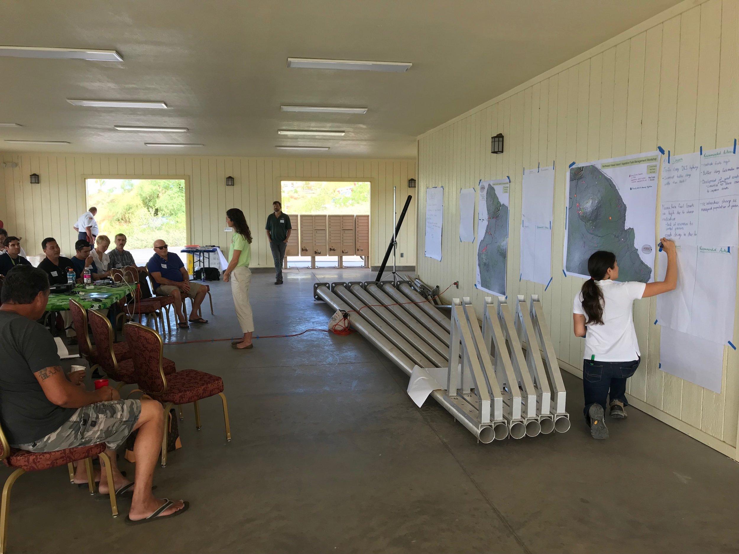 Hawaii Island Kailapa Vegetative Fuels Management Collaborative Action Planning Workshop_2_26_2019_63.jpg