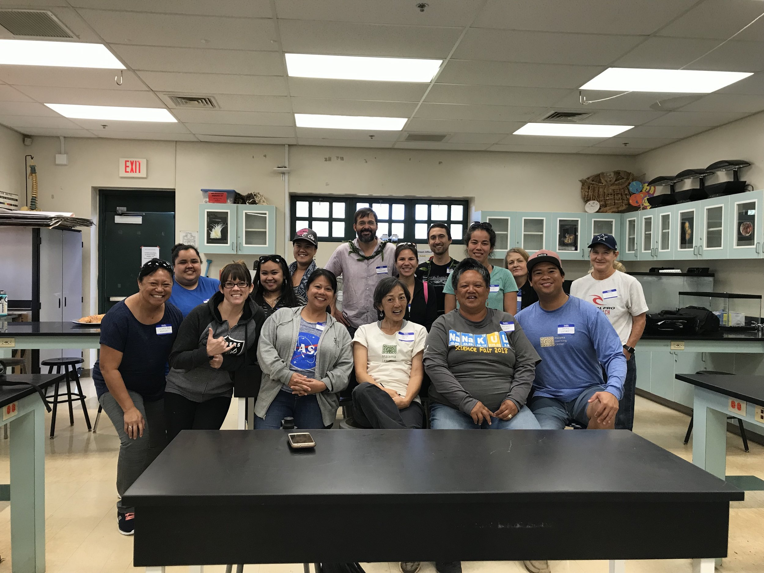 Malama Learning Center Teacher Training - Wildfire and Climate Change_2_23_2019_6.jpg