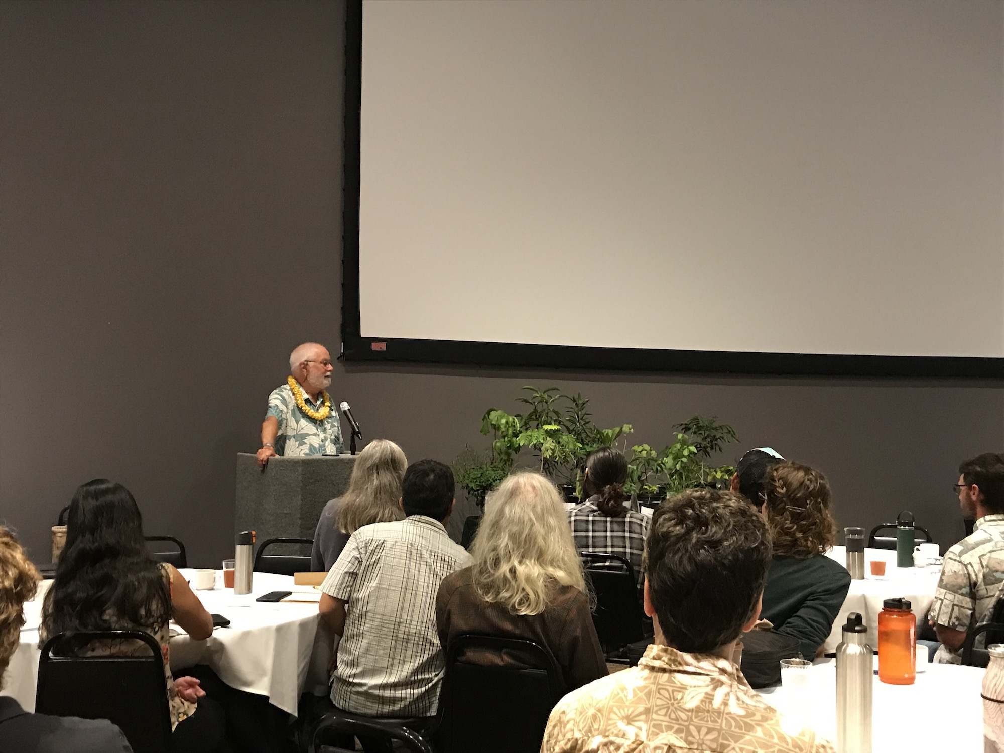 What is a dryland forest symposium without some of our favorite native plant friends??