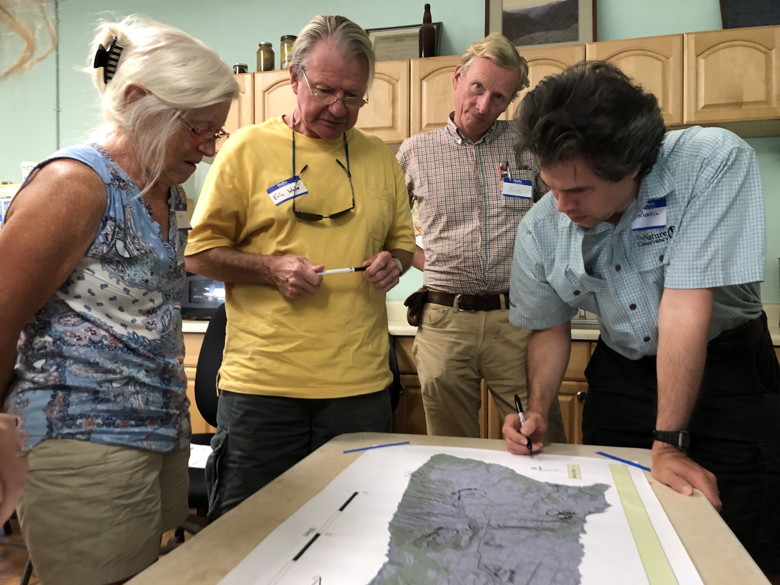 Molokai Vegetative Fuels Management Collaborative Action Planning and Mapping Workshop_4_2_2019_11.JPG