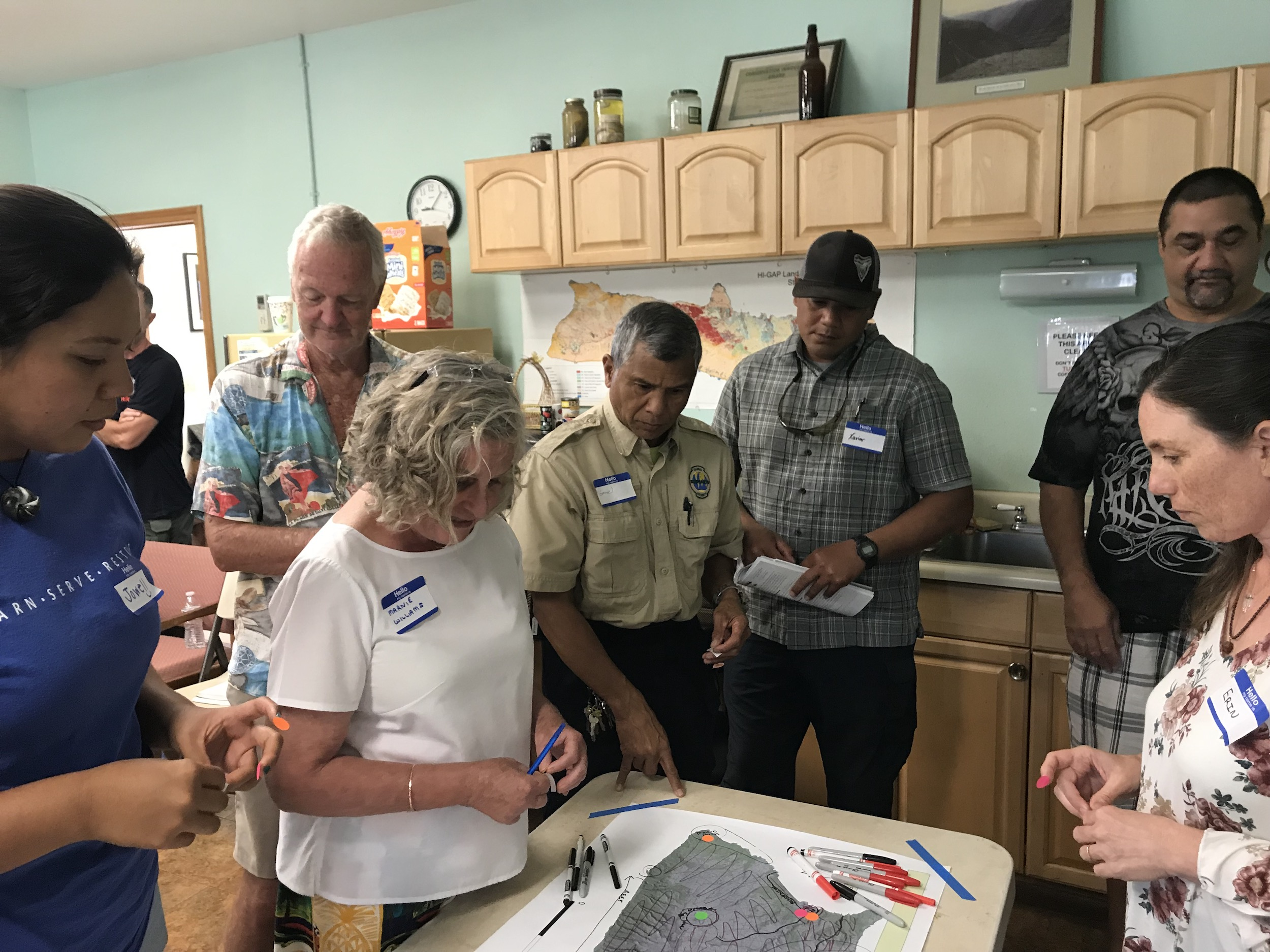 Molokai Vegetative Fuels Management Collaborative Action Planning and Mapping Workshop_4_2_2019_15.jpg