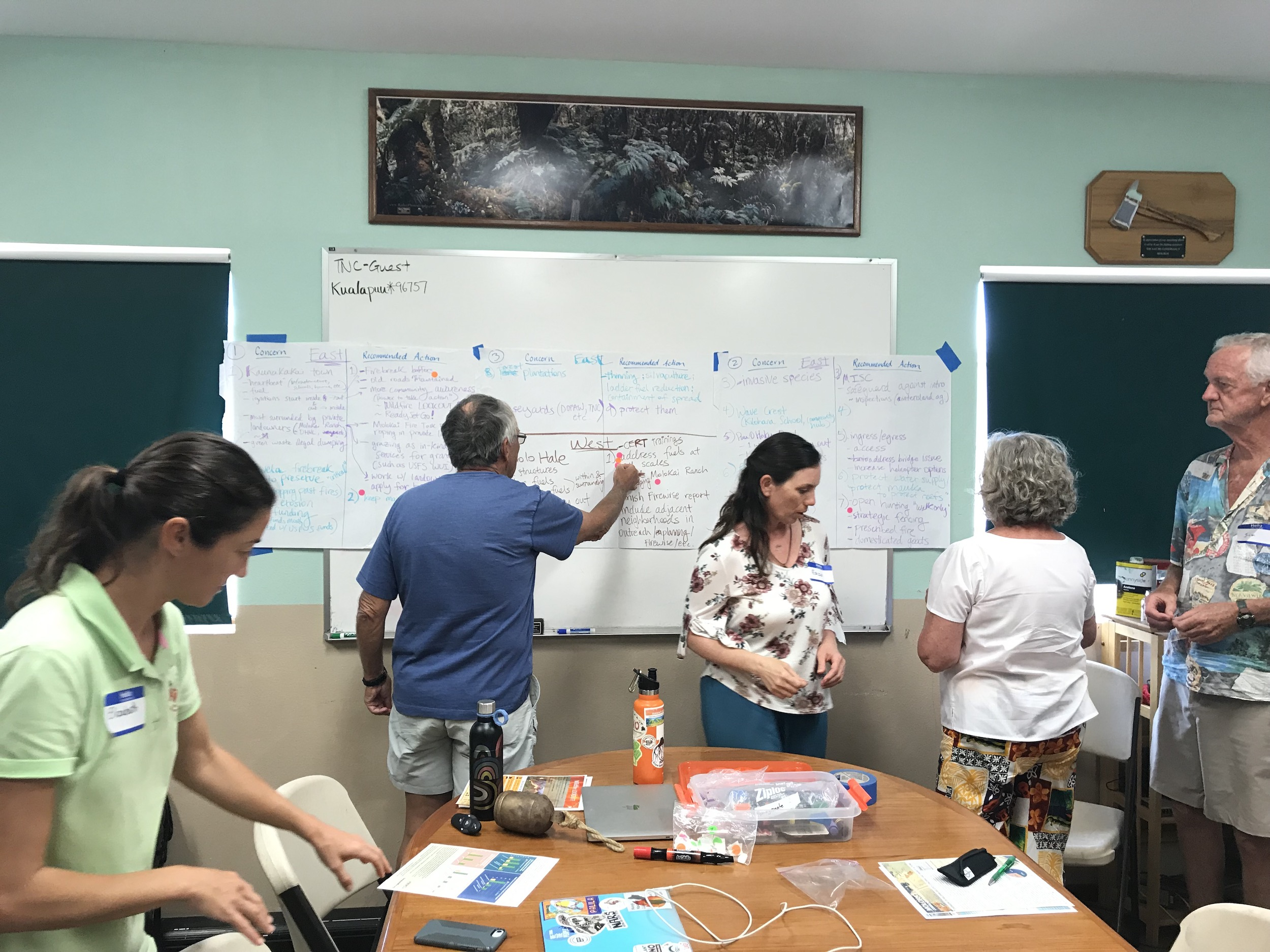 Molokai Vegetative Fuels Management Collaborative Action Planning and Mapping Workshop_4_2_2019_26.jpg
