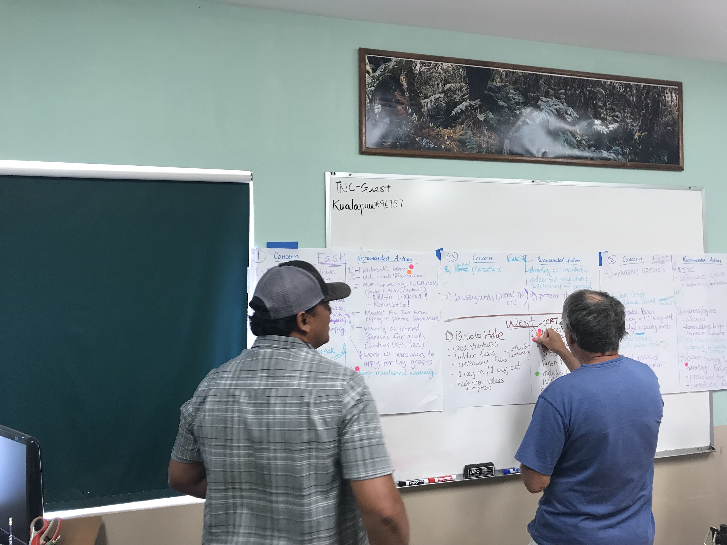 Molokai Vegetative Fuels Management Collaborative Action Planning and Mapping Workshop_4_2_2019_27.jpg
