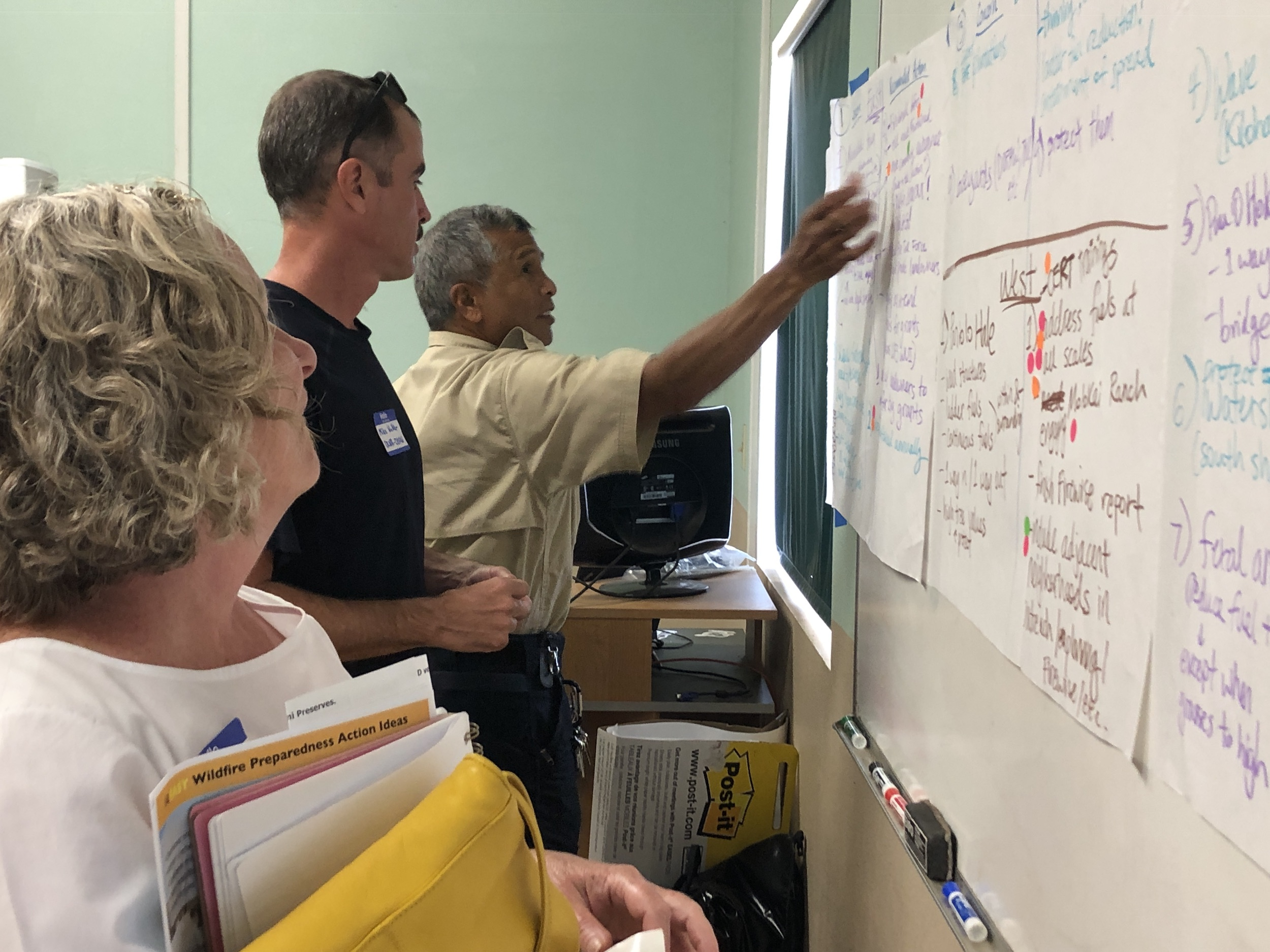 Molokai Vegetative Fuels Management Collaborative Action Planning and Mapping Workshop_4_2_2019_29.JPG