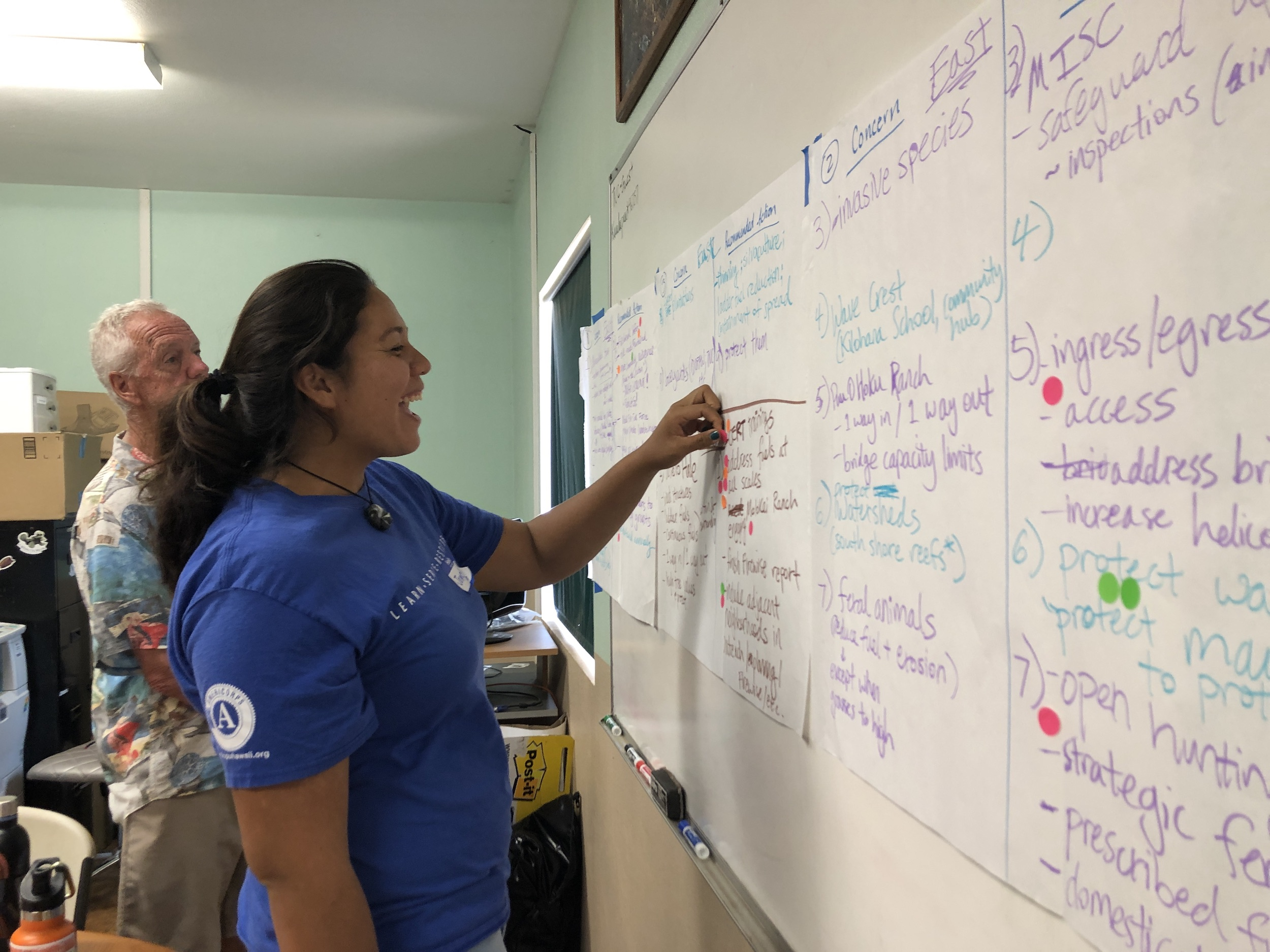 Molokai Vegetative Fuels Management Collaborative Action Planning and Mapping Workshop_4_2_2019_30.JPG