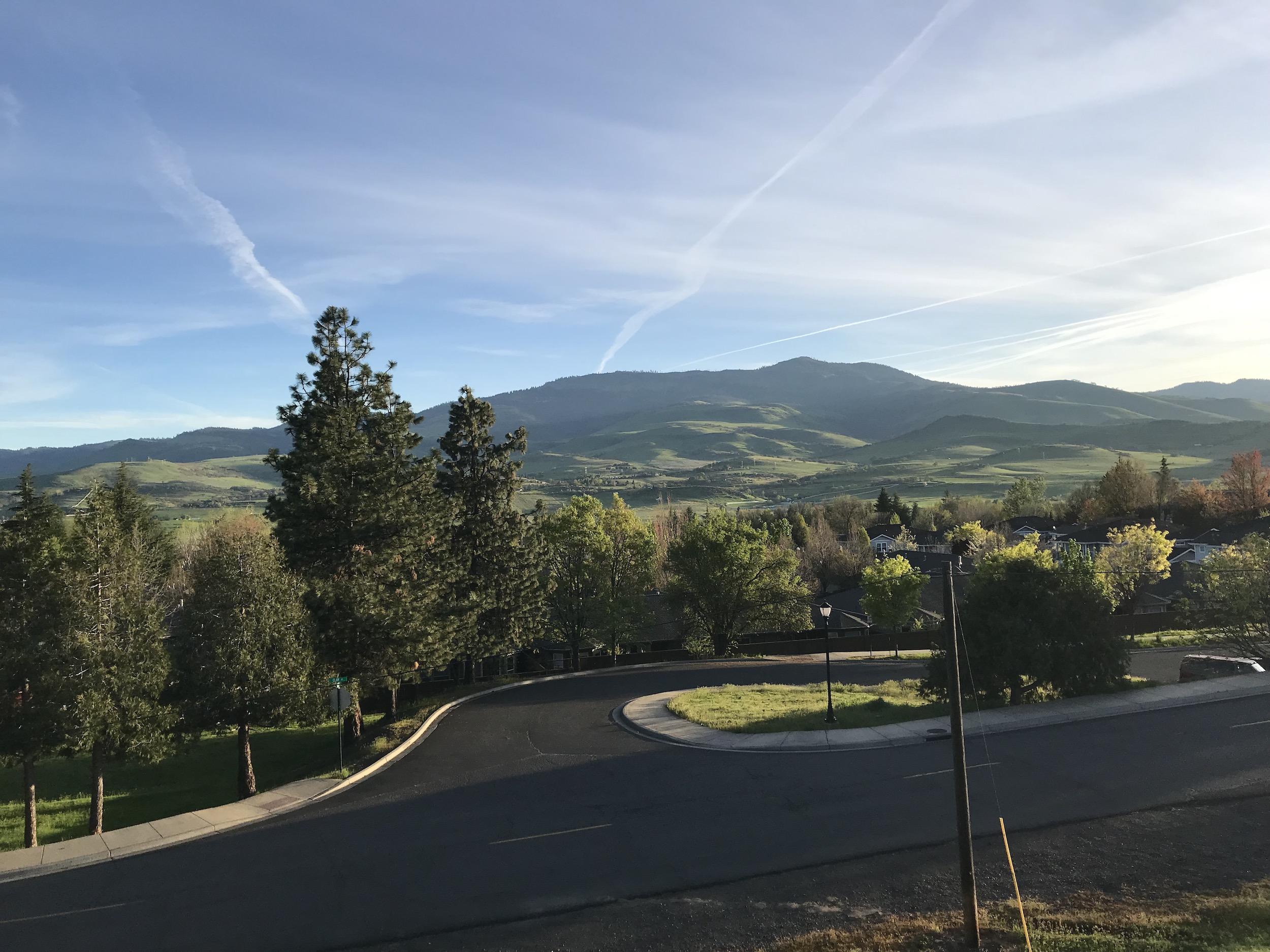 Views of Ashland's Mountains