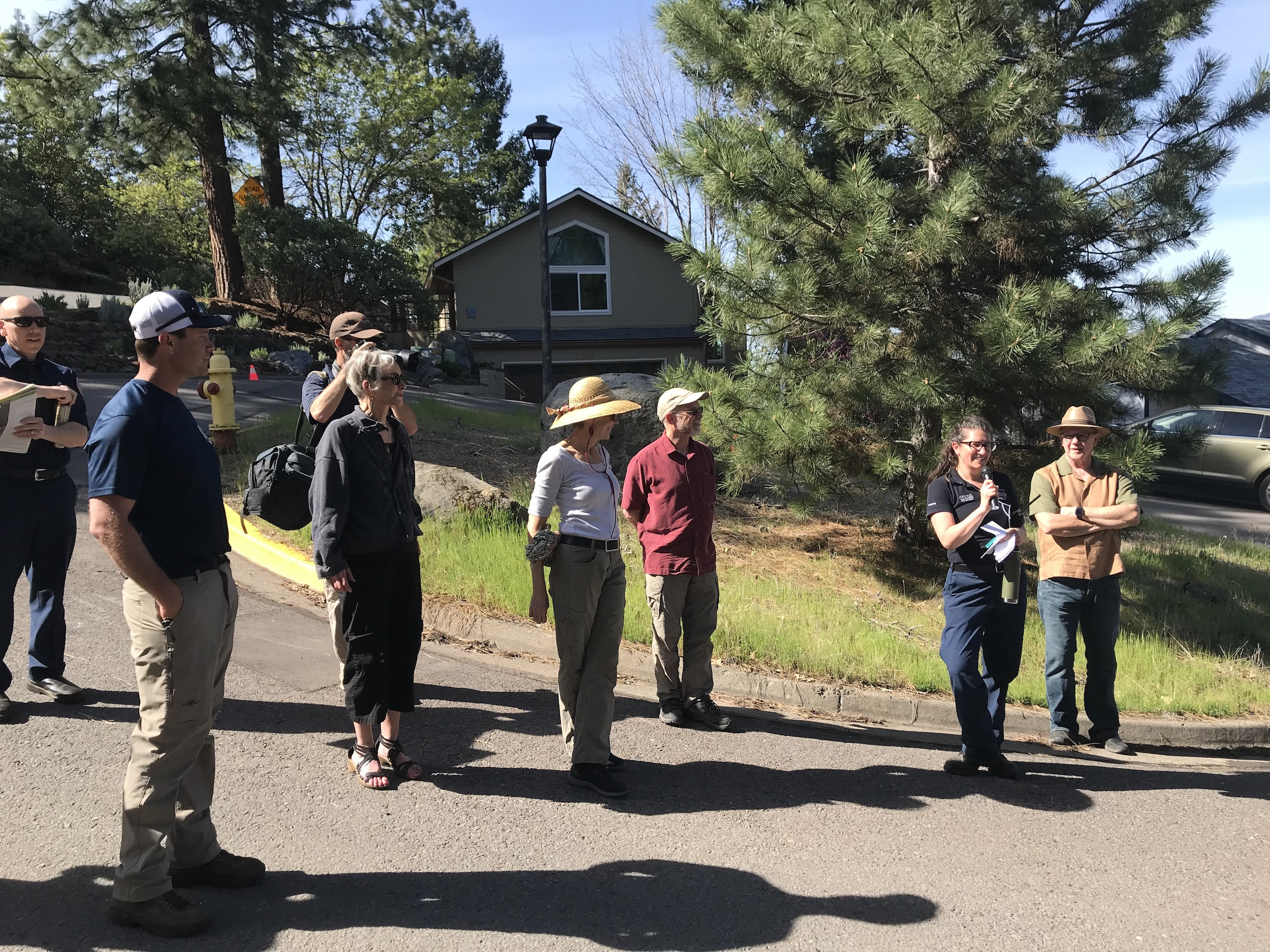 Firewise Community shares their stories.