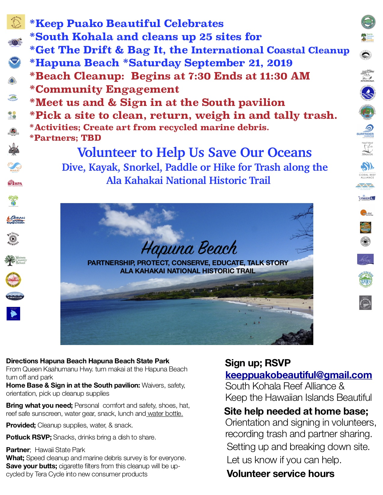 9:21:19 Hapuna clean up.jpg