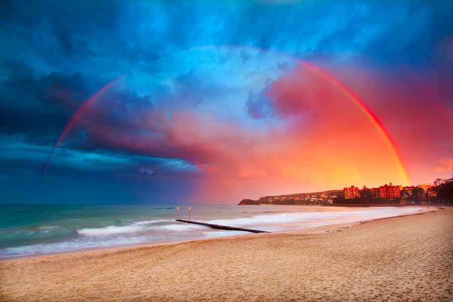 Colours of Manly