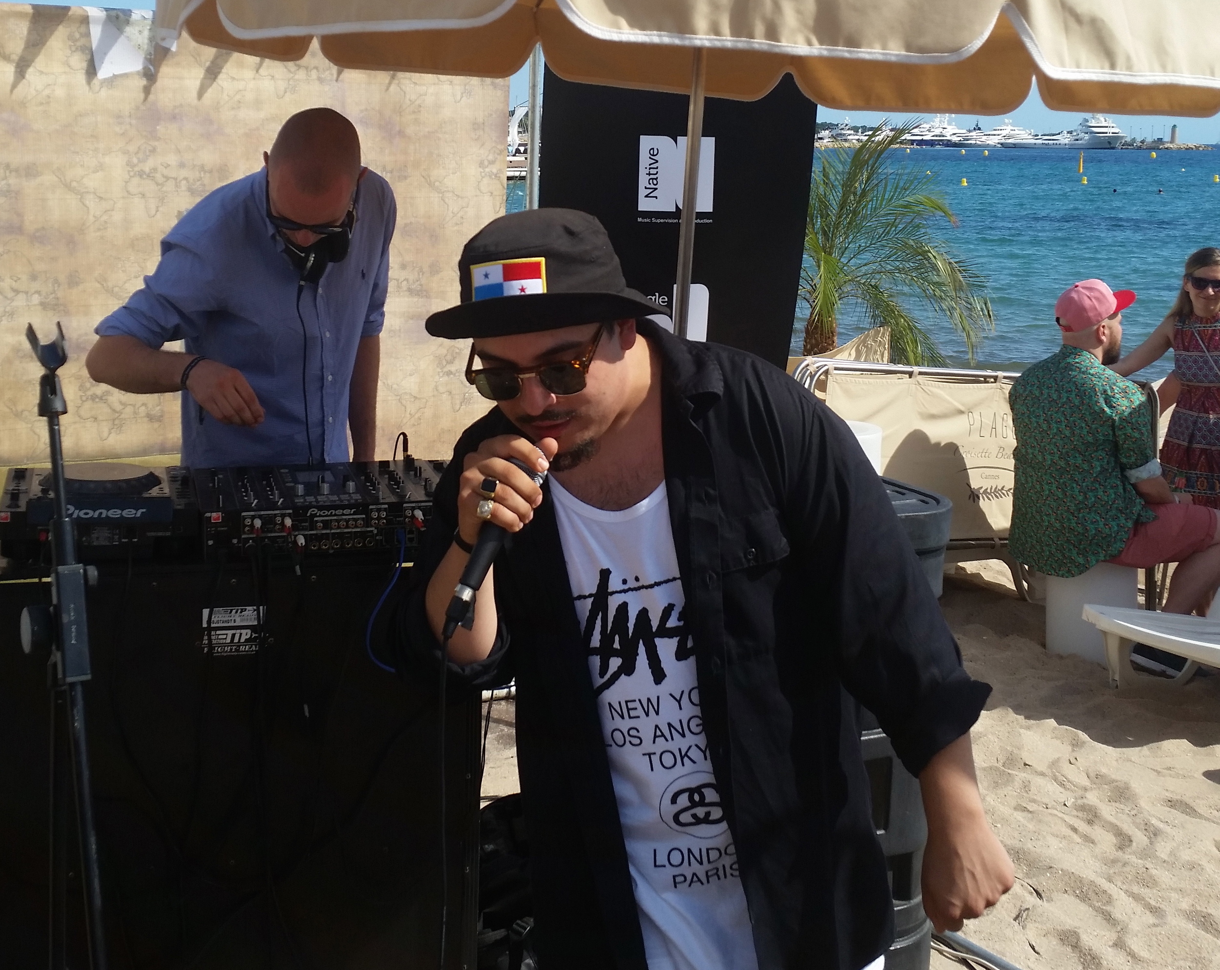 Kiko Bun at Native Lounge Sessions, Cannes