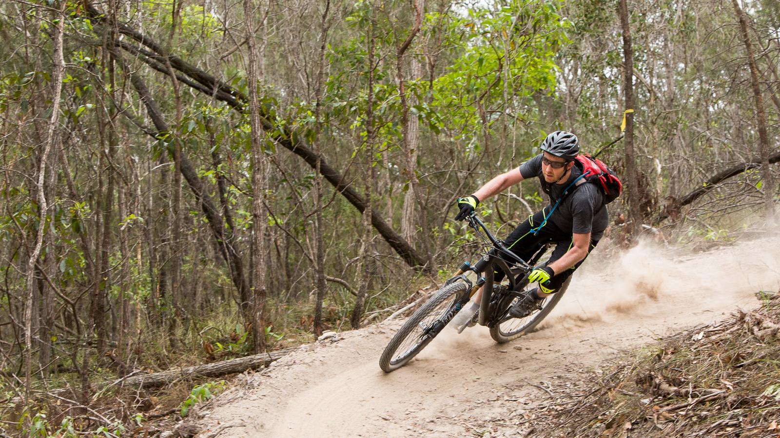 Mountain Biking, Queensland