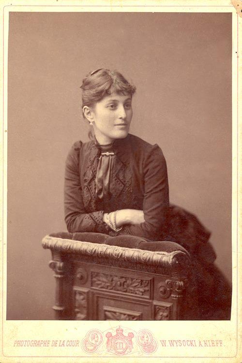 Княгиня Дадиани. Фото из архива Музея театра, музыки, кино и хореографии.