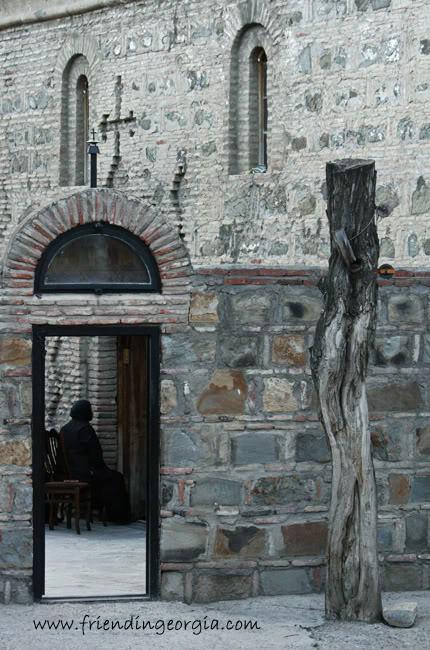 Монастырь Преображения Фото: Диана Петриашвили