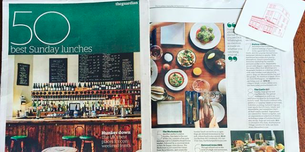 Marksman-Guardian-50-Best-Sunday-Lunches