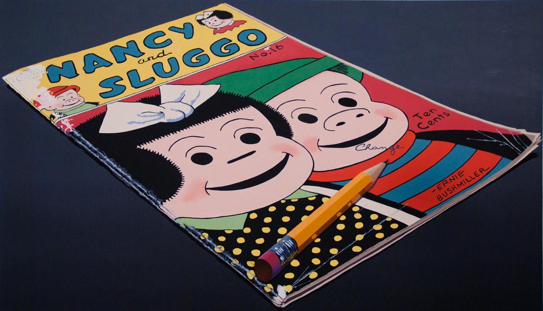 """""""Nancy and Sluggo"""""""