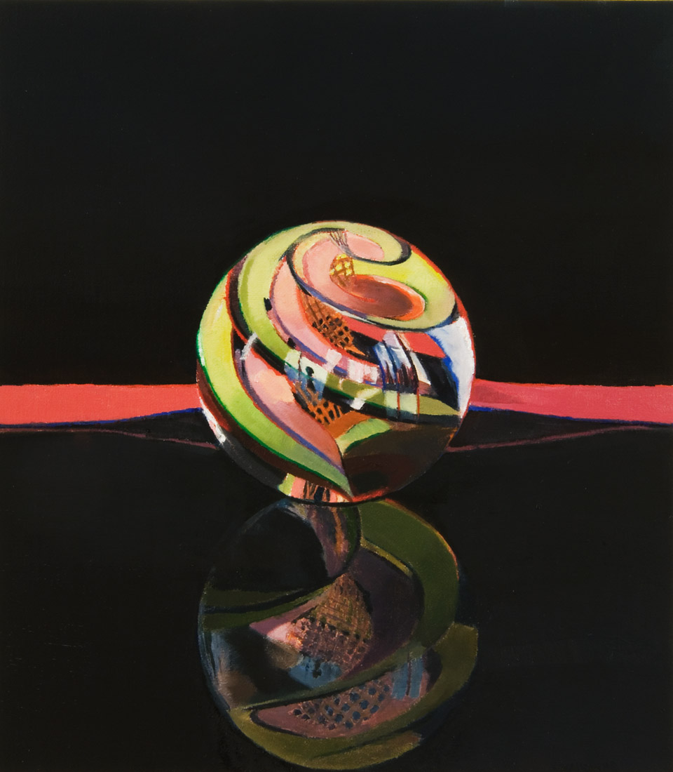 """""""Marble on Ribbon"""" (4)"""