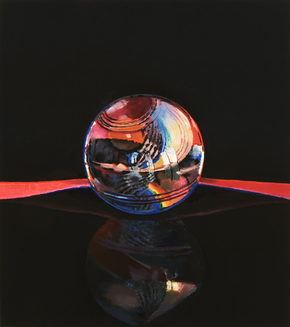 """""""Marble on Ribbon"""" (6)"""