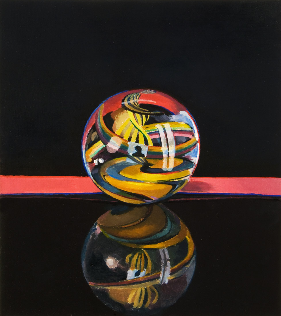 """""""Marble on Ribbon"""" (5)"""