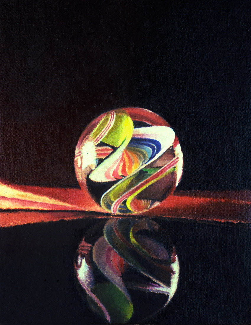 """""""Marble on Ribbon"""" (7)"""