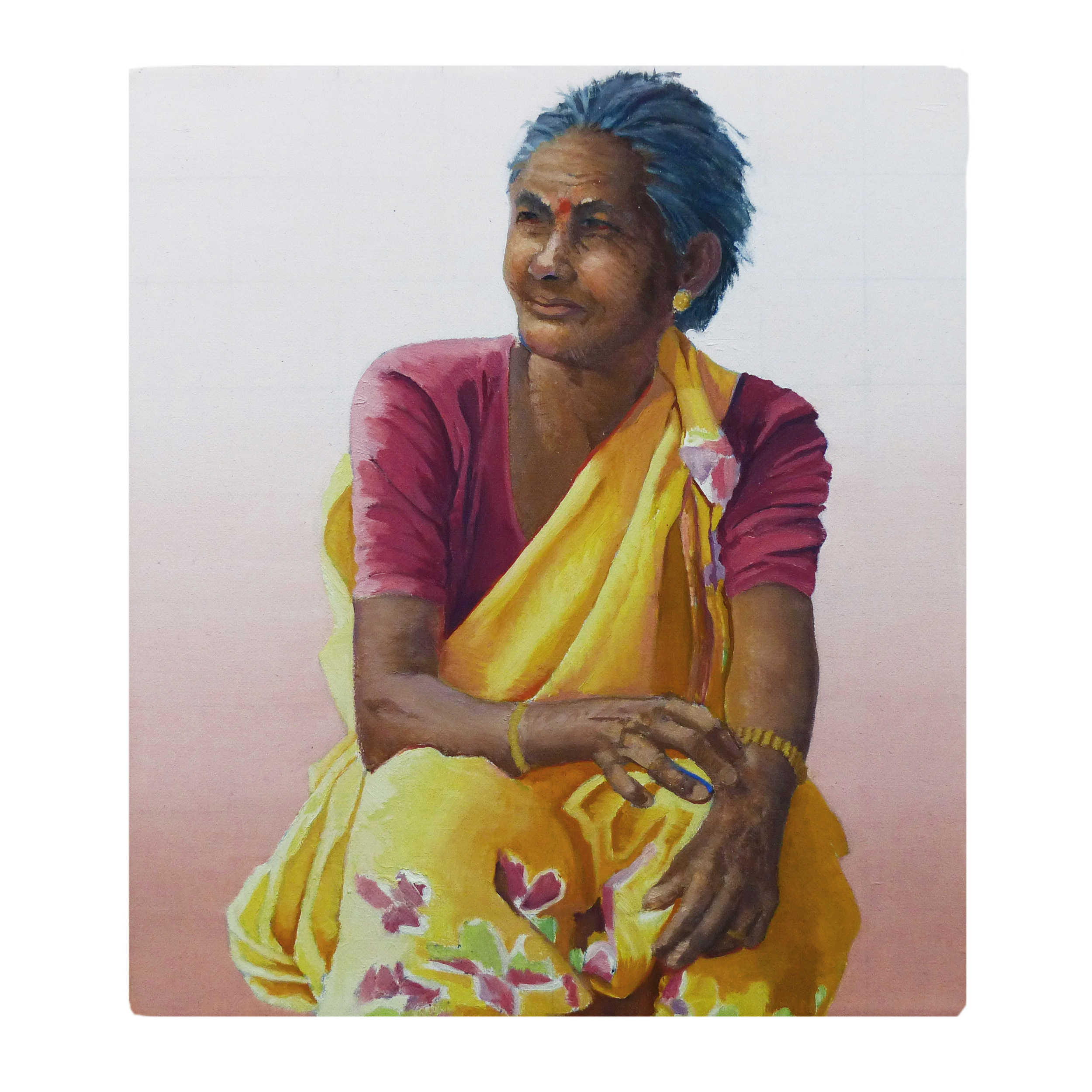 Shallot Woman: India, 2013
