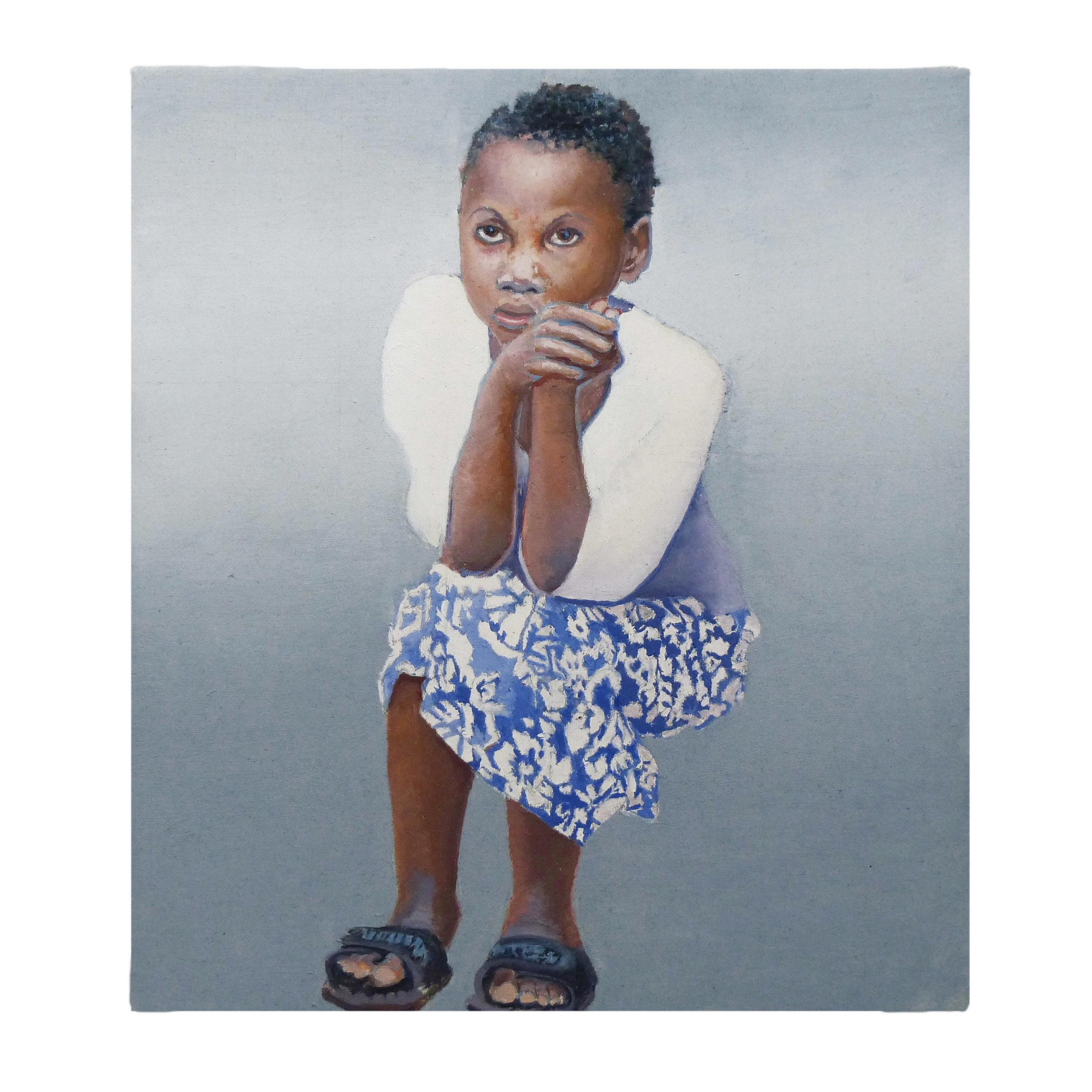 African Girl: Karatu, 2013