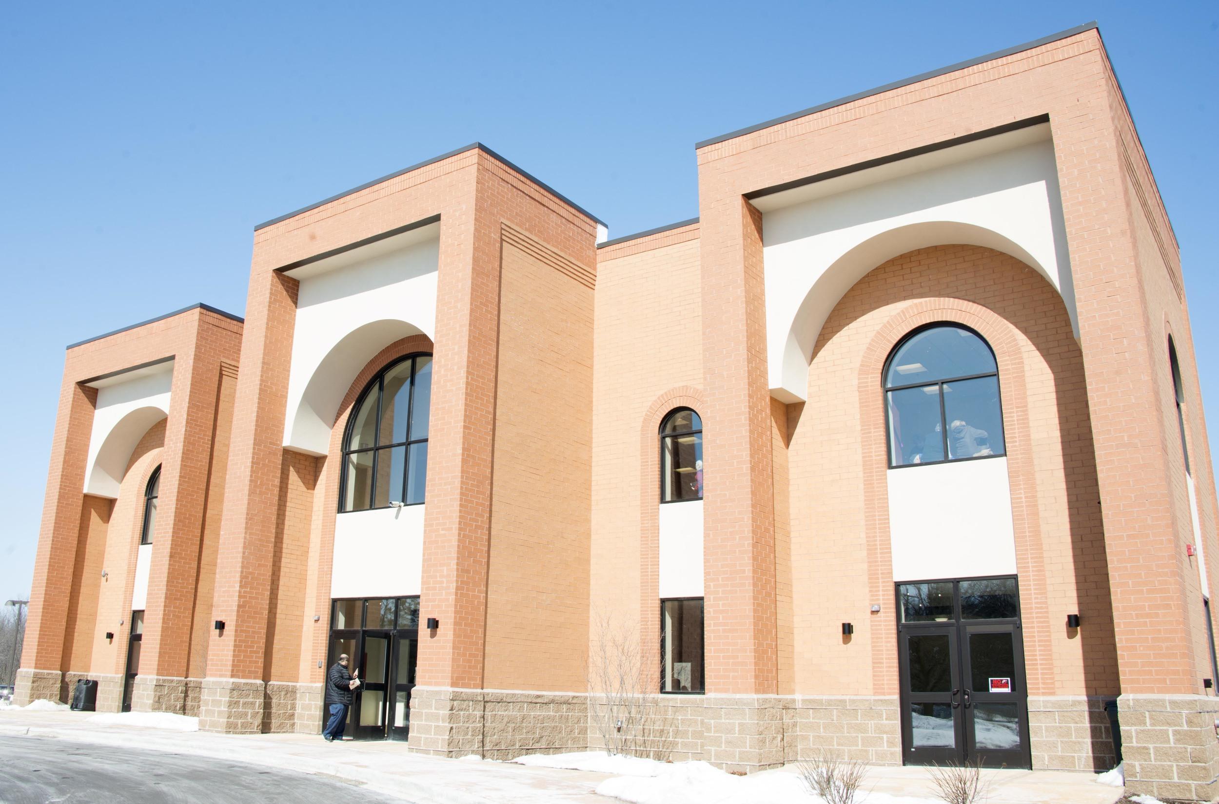 Brookfield mosque, Wisconsin