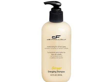 de fabulous ginger sensation shampoo